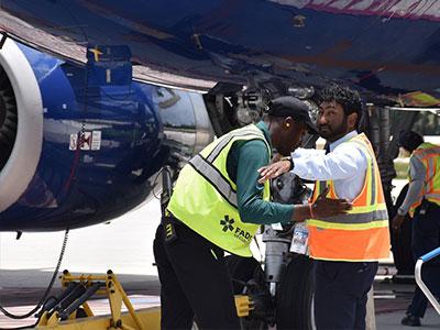 Company - Flight Support